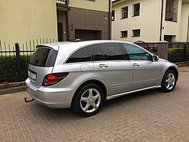 Mercedes-Benz R320, 3.2 l., visureigis