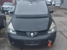 Renault Espace по частям