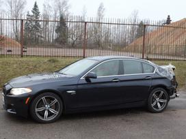 BMW 5 serija dalimis. F10 535xi 2011m. dalimis platus naudotų