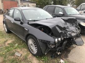 Alfa Romeo 159. Parduodama alfa romeo 159 1.9
