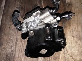 Mercedes-benz Sprinter įpurškimo sistema