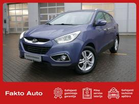 Hyundai ix35, 2.0 l., visureigis