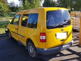 Volkswagen Caddy dalimis. Detales siunčiame