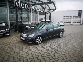 Mercedes-Benz C220, 2.1 l., saloon / sedan