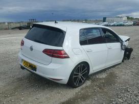 Volkswagen Golf. vw golf 7 2.0tdi gtd platus naudotų detalių
