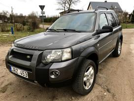 Land Rover Freelander, 2.0 l., visureigis