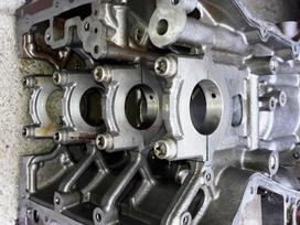 Ford C-max variklio detalės