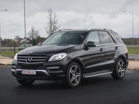 Mercedes-Benz ML250, 2.1 l., visureigis