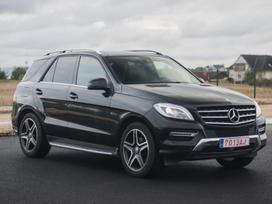 Mercedes-benz Ml250, 2.1 l., visureigis