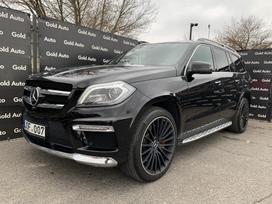 Mercedes-Benz GL500, 4.7 l., suv / off-road