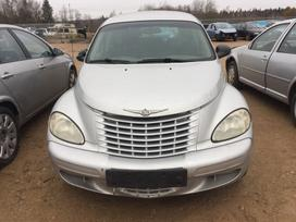 Chrysler PT Cruiser dalimis. Automobilis ardomas dalimis:  запас