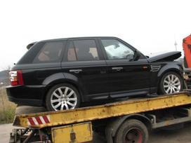 Land Rover Range Rover Sport dalimis. Land