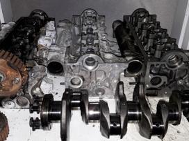 Renault Scenic. Variklis dalimis, mechanine