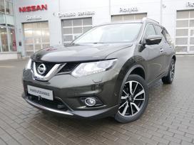 Nissan X-trail, 1.6 l., visureigis