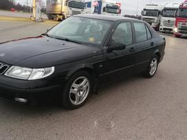 Saab 9-5, 2.2 l., sedanas