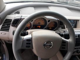Nissan Murano. Dėl daliu skambinikite
