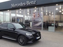 Mercedes-benz Glc Coupe 43 Amg , 3.0 l., kupė