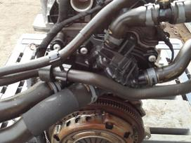 Volkswagen Up variklio detalės