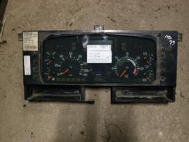 Mercedes-benz Actros 1840 prietaisu skydelis,
