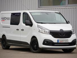 Renault Trafic, 1.6 l., komercinis