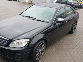 Mercedes-benz C klasė