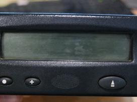 Daf Xf95 tachografas, vilkikai
