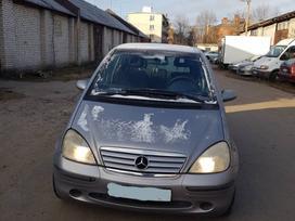 Mercedes-Benz A160 dalimis. Rus +37060936493