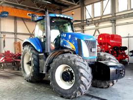 New Holland Т8040, traktoriai