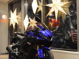 Yamaha Yzf 124cc, sportiniai / superbikes