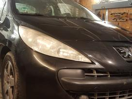 Peugeot 207 dalimis.  s.batoro g.