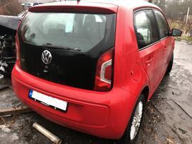 Volkswagen Up dalimis. Vw up, 1.0i, avtamat, 55kw, vse detali ot