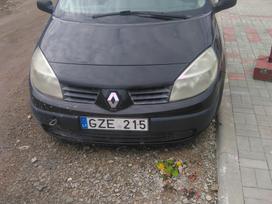 Renault Grand Scenic dalimis. Nupirktas dalis galime pakeisti