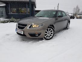 Saab 9-5, 2.0 l., sedanas