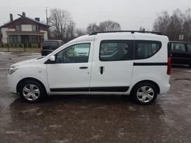 Dacia Dokker, 1.5 l., universalas