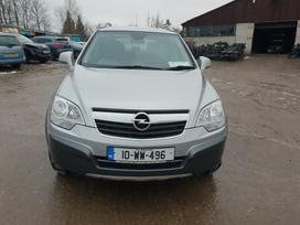 Opel Antara. Rida 149 000km