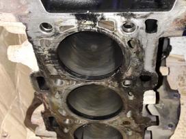 Opel Vivaro variklio detalės