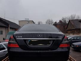 Mercedes-benz S320 dalimis