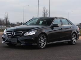 Mercedes-Benz E350, sedanas