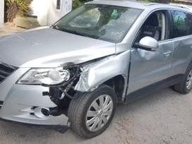 Volkswagen Tiguan. Airbag ok. europa, 4x4,  lieti ratai, kablys,