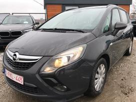 Opel Zafira tourer, 2.0 l., vienatūris
