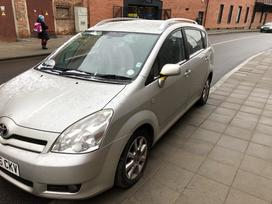 Toyota Corolla Verso. R16 ratai  1c0 spalva