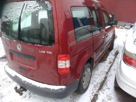 Volkswagen Caddy. 8620 34257 dalis siunciu i