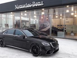 Mercedes-benz S500, 4.7 l., sedanas