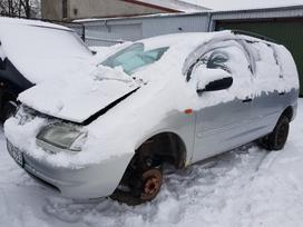 Volkswagen Sharan dalimis. Prekyba originaliomis naudotomis