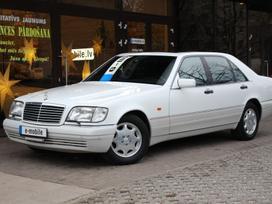 Mercedes-Benz S600, 6.0 l., sedanas