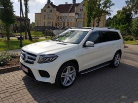 Mercedes-benz Gls klasė dalimis.