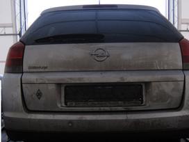 Opel Signum. Auto dalimis