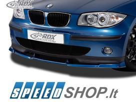 BMW 1 serija. Priekinio bamperio pažeminimas abs 140eur