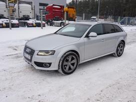 Audi A4 ALLROAD, 3.0 l., universalas