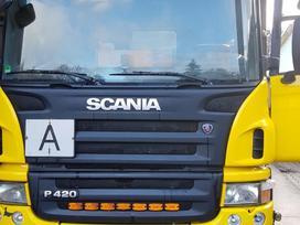 Scania 420, konteinerių gabenimo
